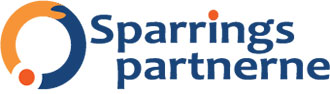 Logo for Sparringspartnerne